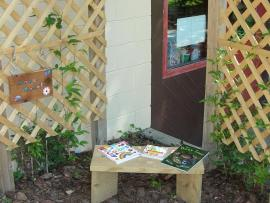 Outdoor Book Nook